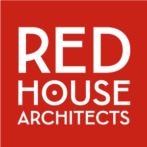 red house architects logo